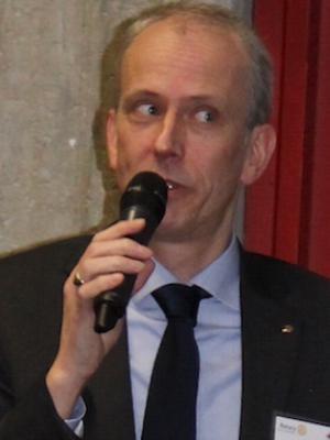 BENOÎT TER BURG - DISTRICT INTERNET COMMUNICATION OFFICER